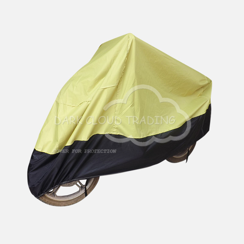 Motor Cover【Yellow / Black】