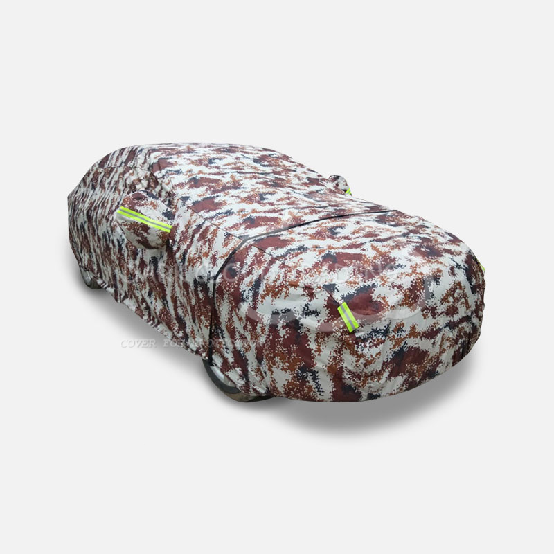 PREMIUM OXFORD Car Cover 【Camouflage】