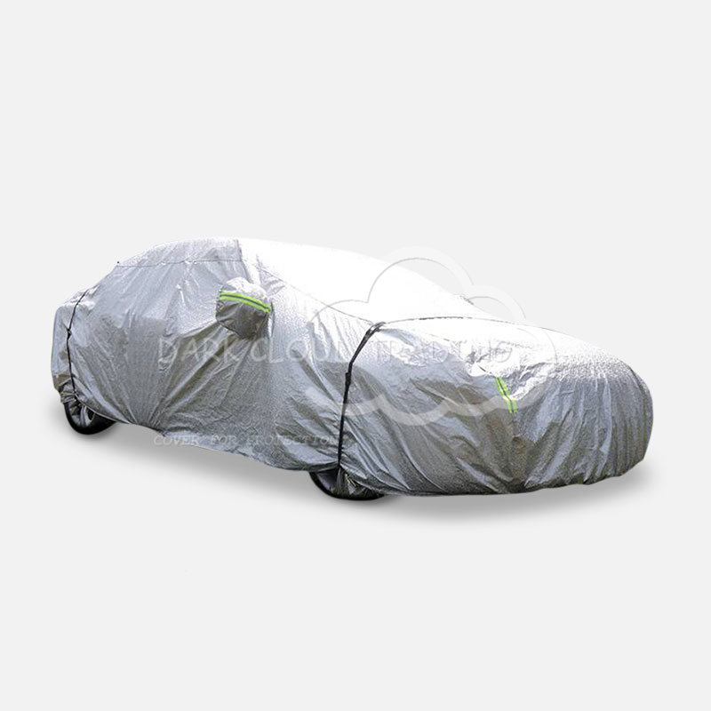 PEVA Car Cover【Silver】