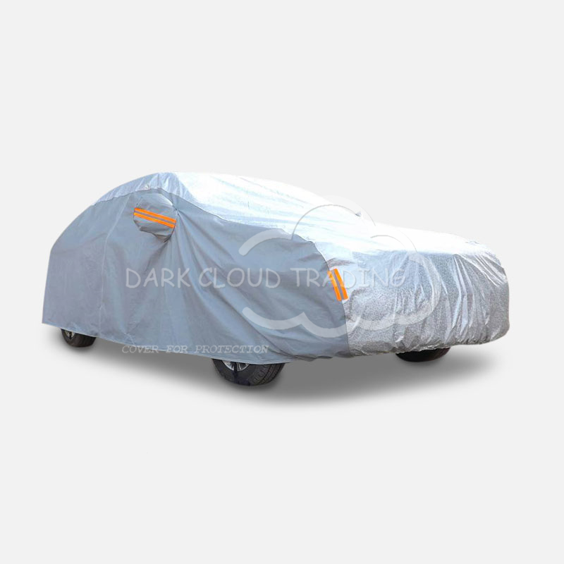 PEVA Car Cover 【Silver / Gray】
